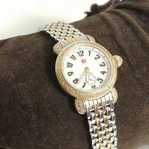 MICHELE CSX Diamond Watch